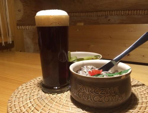 Lane piwo z minibrowaru Chomout tylko w Puchaczówce!