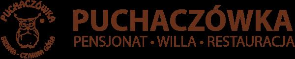 Puchaczówka – willa, restauracja, hotel – kompleks turystyczny przy ośrodku Czarna Góra Retina Logo