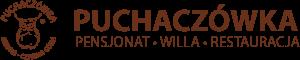 Puchaczówka – willa, restauracja, hotel – kompleks turystyczny przy ośrodku Czarna Góra Logo