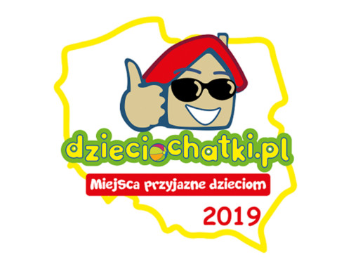 """Certyfikat """"Dzieciochatki"""" dla Puchaczówki!"""